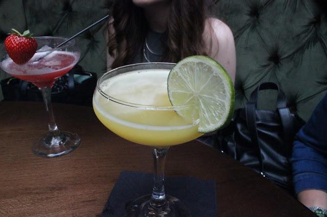 Cokctails at The Liquorist Leeds