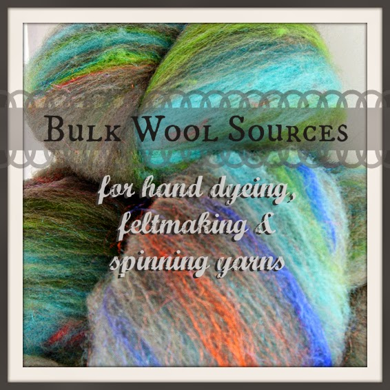 buy bulk quantities of wool and silk for fiber crafts and get good deals