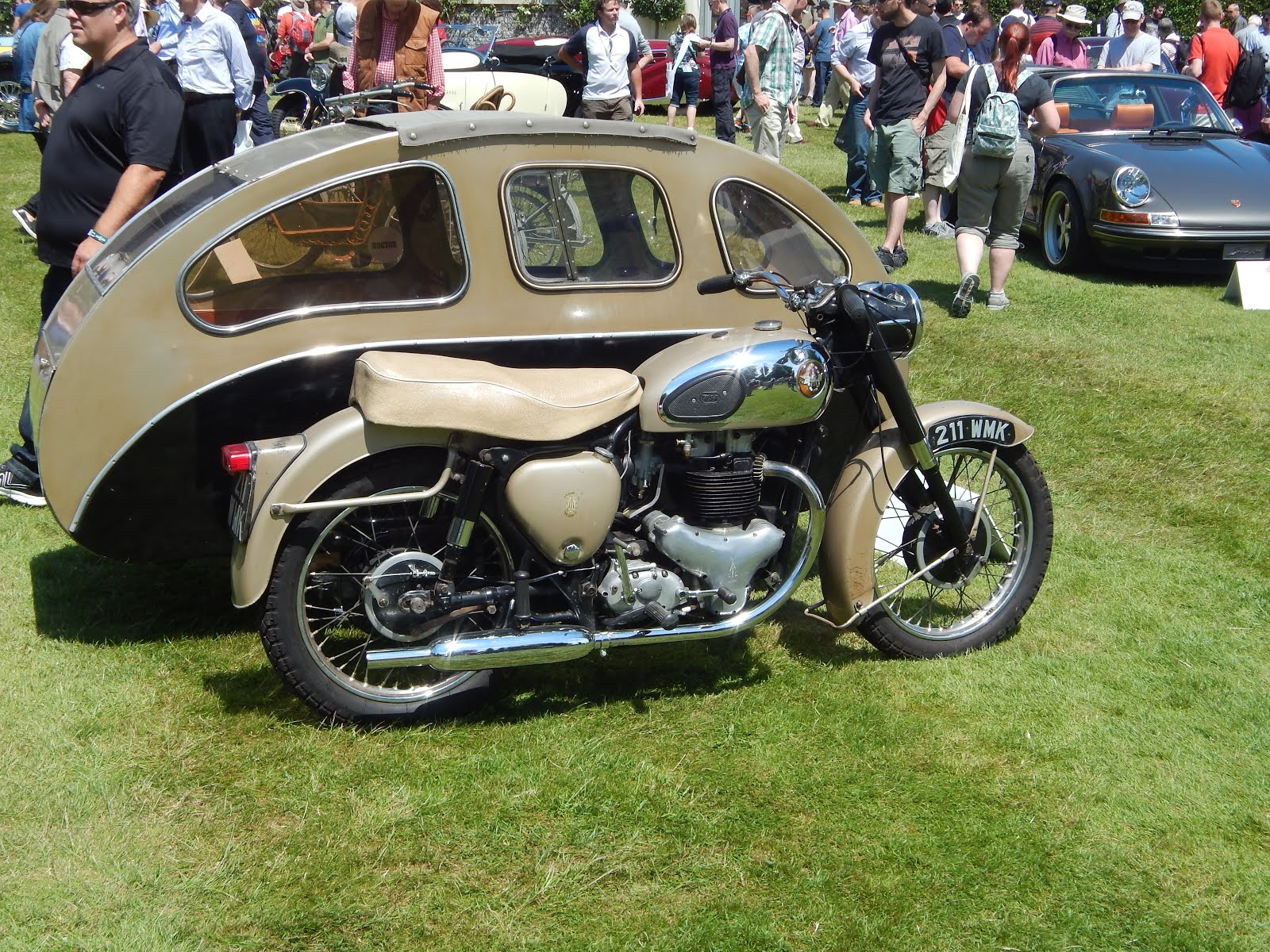 Remember the BSA Gold Flash?