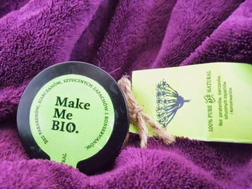 Make Me Bio | Beautiful Face | Krem dla skóry skłonnej do wyprysków.