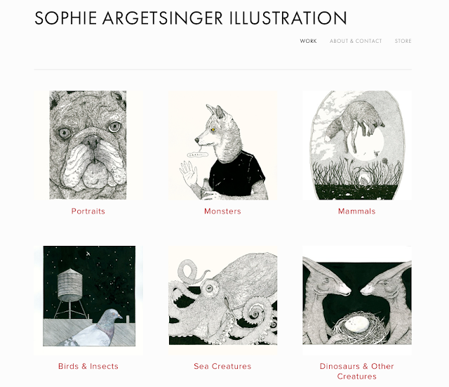 sophie argetsinger website