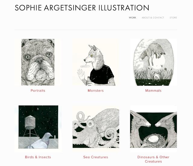 sophie argetsinger website