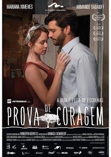 Filme Poster Prova de Coragem