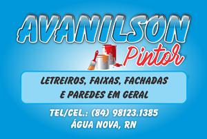 AVANILSON PINTOR