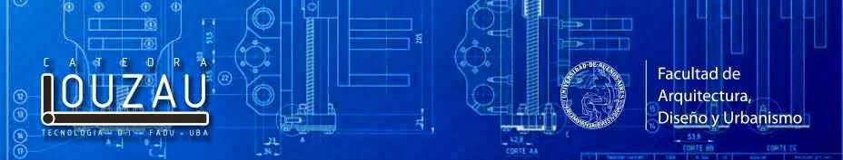 Tecnologia 1  Diseño Industrial  - Catedra Louzau