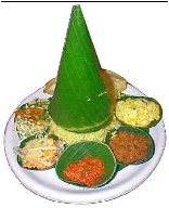resep masakan nasi kuning komplit