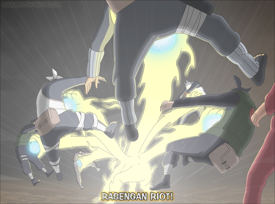 Naruto - Chapter 547 - Pic 19