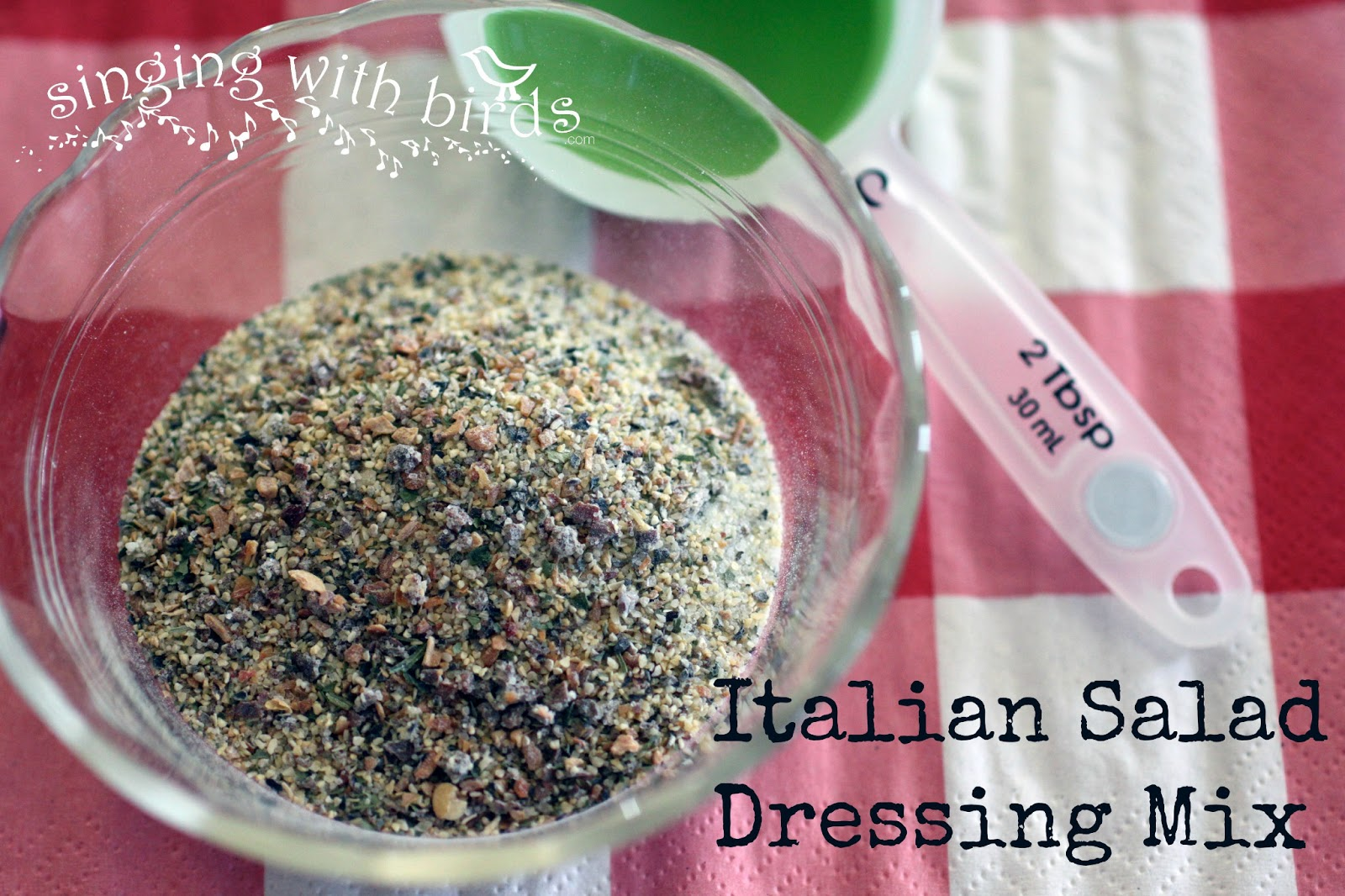 Italian Dressing Mix Recipes — Dishmaps