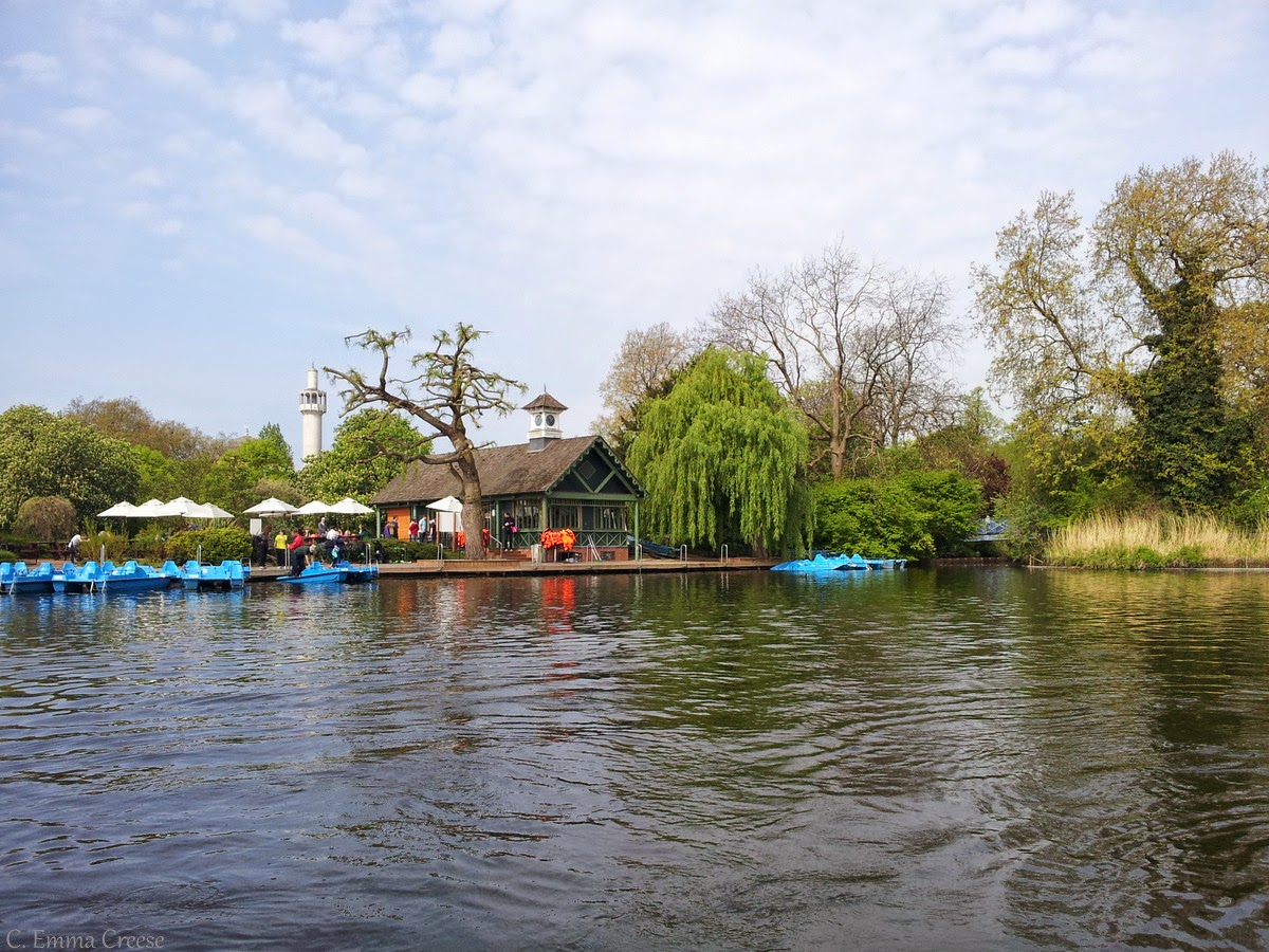 How to keep cool in London this summer Regent's Park
