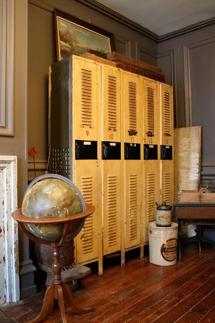 Dishfunctional Designs Salvaged Amp Repurposed Vintage Lockers
