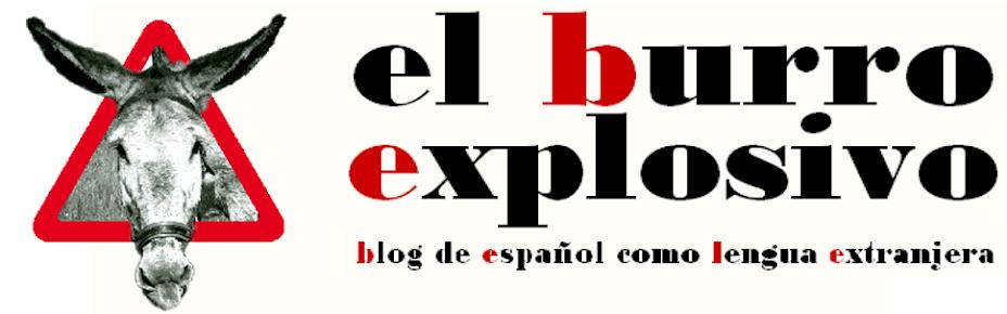 EL BURRO EXPLOSIVO