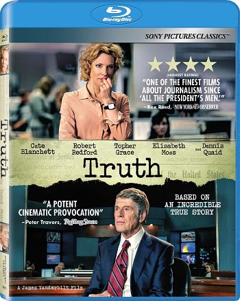Poster Of Truth 2015 English 350MB BRRip 480p Free Download Watch Online