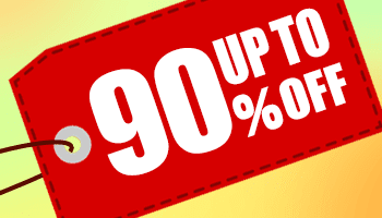 Up to 90% OFF! CDJapan Clearance Sale!