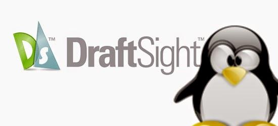 DraftSight 2015 pra Linux