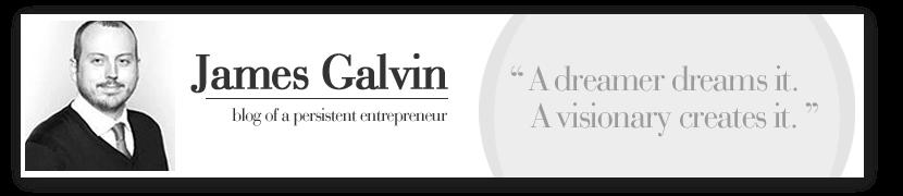 thegalviniser.com | James Galvin