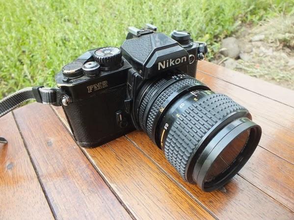 SLR Nikon FM2