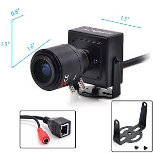 Micro Spy Zoom Ip