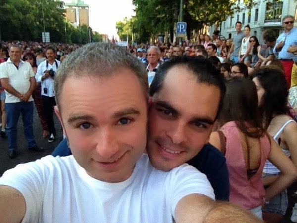 Orgullo Gay 2014 Madrid