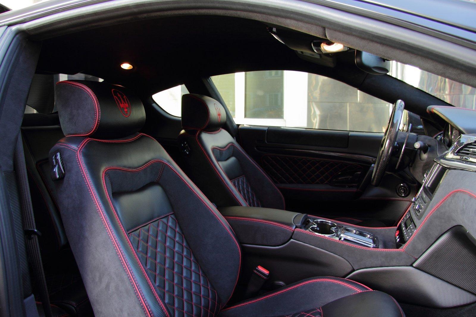 2011 anderson germany maserati gran turismo s superior for Maserati granturismo s interieur
