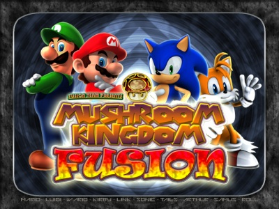 Free Download Game Super Mario Fusion: Mushroom Kingdom Hearts 2012