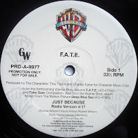 F.A.T.E. – Just Because (Promo VLS) (1999)