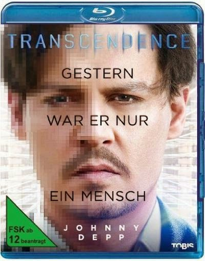 Transcendence (2014) BluRay 720p BRRip 800MB