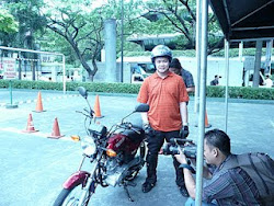 Testing Suzuki's Best Seller GD110