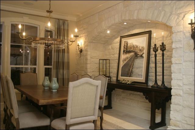 Old World Dining Room Design Ideas
