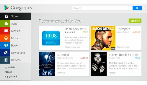 4. Google Play Tops 50 Billion Downloaded Apps