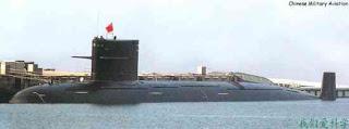Type 093 Shang Class – China,Data 7 Kapal Selam Paling Canggih Di Dunia