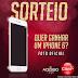 Sorteio - Participe e ganhe um iPhone 6