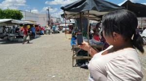 Moradores do Distrito Piau estão sem sinal de operadora móvel há mais de 24h