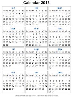 Calendar 2013 - 8