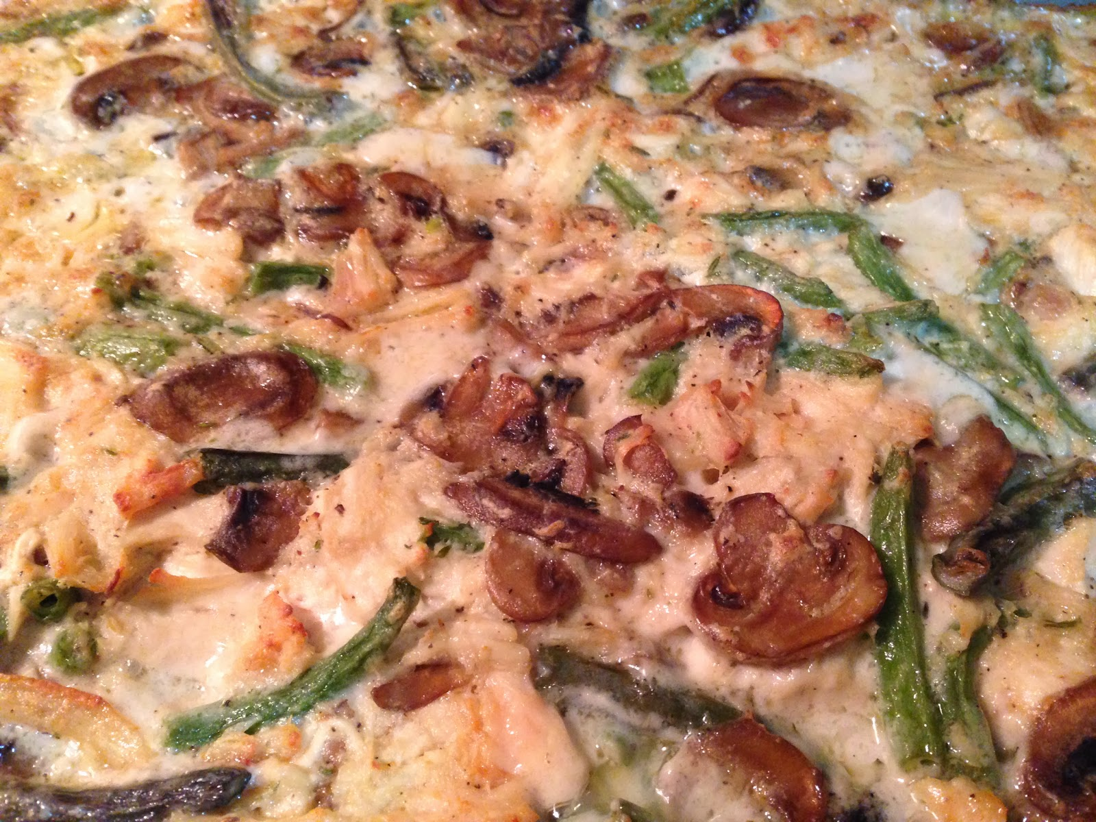 Chicken And Green Bean Casserole Recipe — Dishmaps