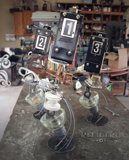 custom junk trophies