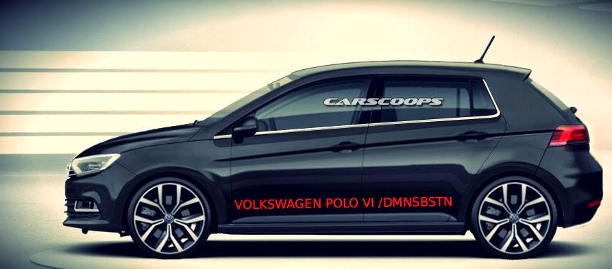 2016 2017 VW Polo photos