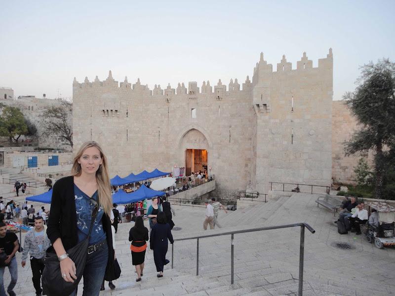 Jerusalén: Puerta de Damasco