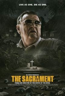 The Sacrament (2013) - Movie Review