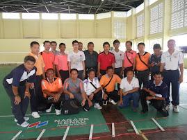 โครงการพัฒนาสมรรถนครูพลศึกษา ประจำปี 2555 ณ สถาบันการพลศึกษา วิทยาเขตศรีสะเกษ