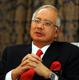 BLOG DATO&#39; SERI MOHD NAJIB TUN RAZAK