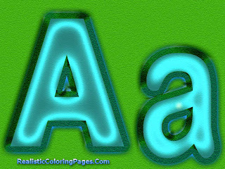 A Letters Image