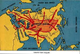 orta asya türk göçleri
