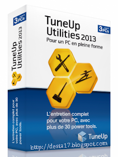 TuneUp Utilities 2013 Full Patch dan Serialnumber