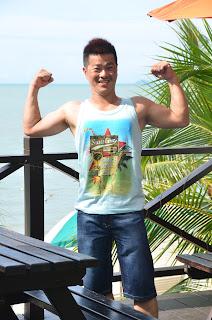 Penang Beach Raft Race Adventure TeamBuilding - www.bigtreetours.com