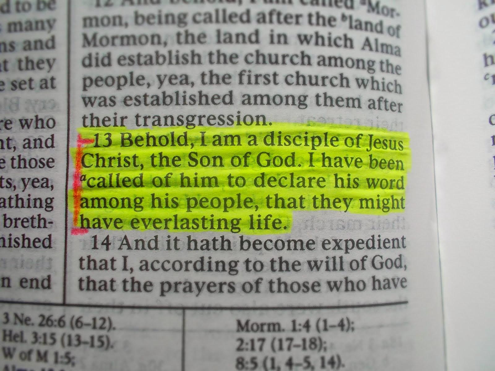 3 Nephi 5:13