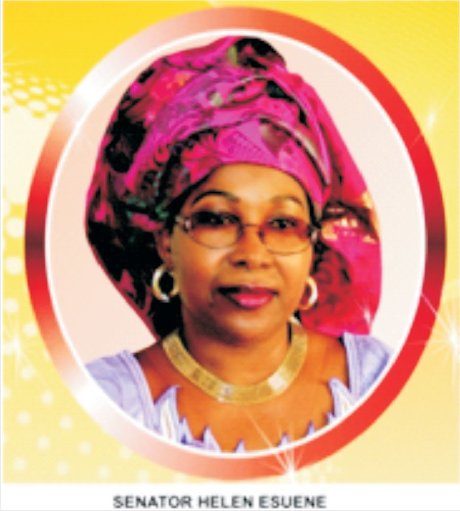 Guber 2015: Esuene receives endorsement from A'Ibom women
