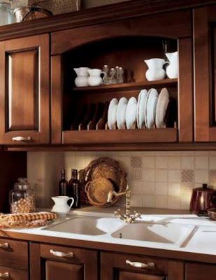 Dise o de cocinas cl sicas por veneta cucine for Cocinas clasicas pequenas