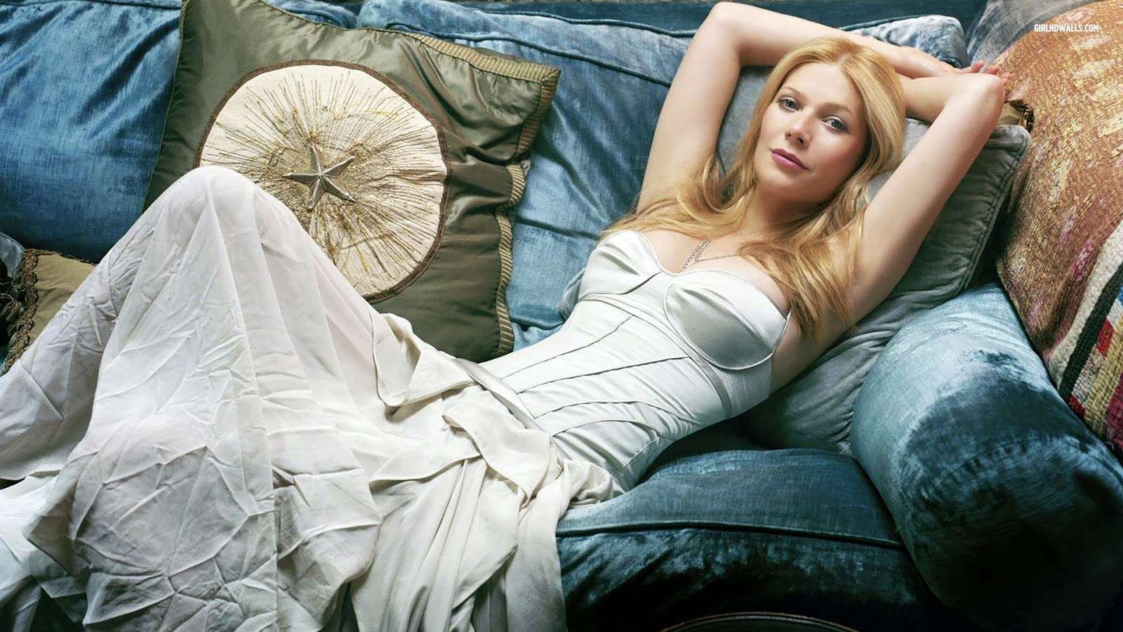 Gwyneth Paltrow la mujer mas bella del 2013