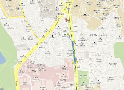 Yakson House Daehangno Branch
