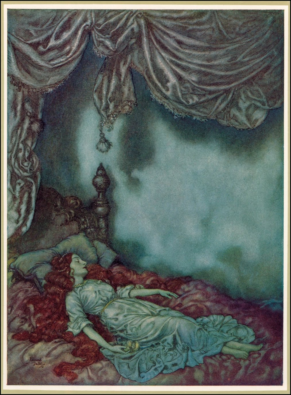 edmond dulac sleeper